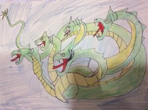 Hidra, per Judith