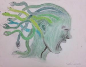 Maria Sannino_ Medusa